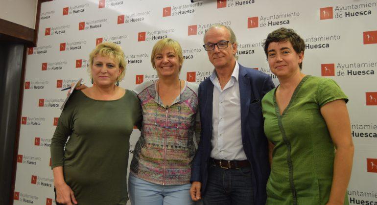 Cambiar Huesca ejercerá una oposición firme, necesaria, coherente y de izquierdas