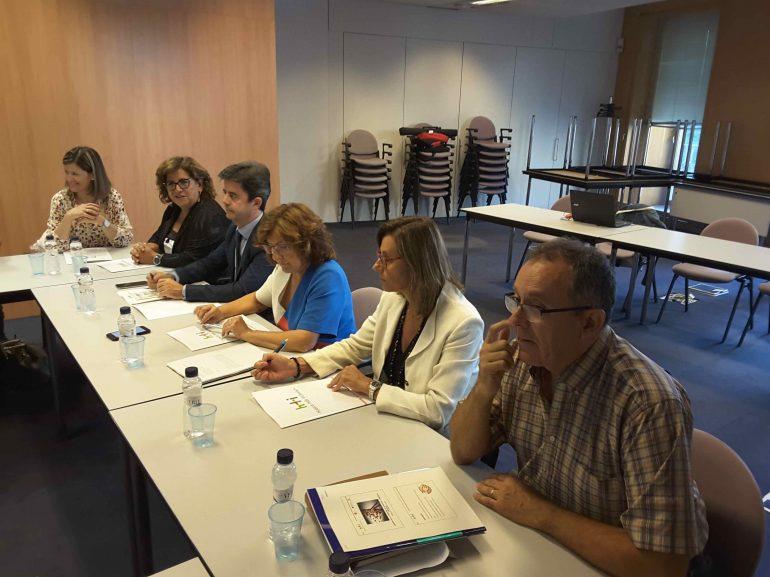 Gobierno de Aragón y DPH se suman a las lineas de trabajo de Huesca más inclusiva