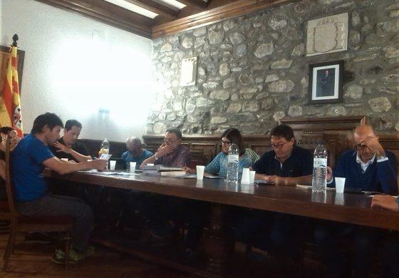 Benasque propondrá a la Comarca que gestione la materia orgánica y a la DGA que no se cobre el ICA tras dos propuestas de Cambiar