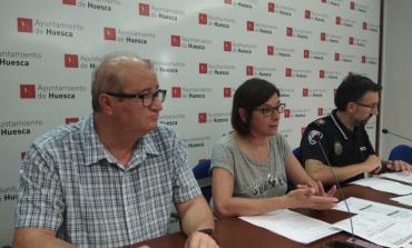 El Ayuntamiento de Huesca pone en marcha los autobuses al Alcoraz y medidas de movilidad para acceder al estadio