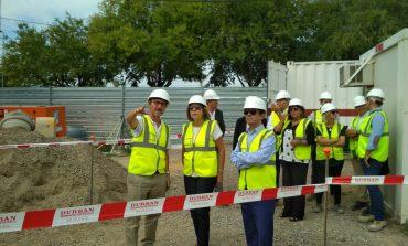 El centro de salud de Los Olivos de Huesca estará listo en 2019