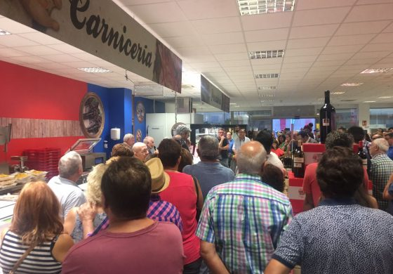 Cash IFA Alto Aragón, el nuevo establecimiento comercial de Cabrero e Hijos en Binéfar