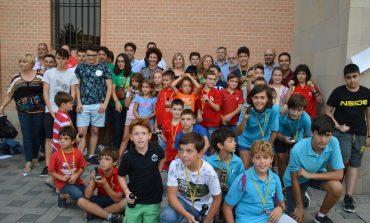 X Memorial Enrique Playán de ajedrez en Monzón