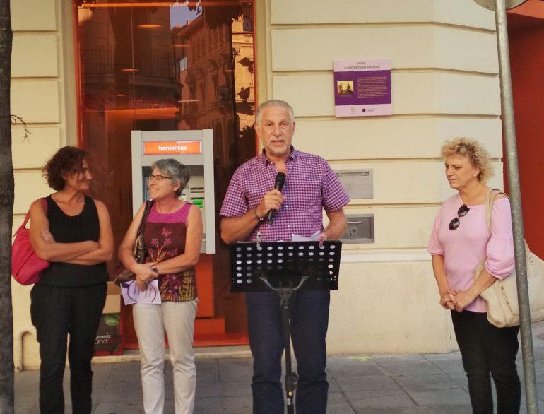 Huesca pone en valor la presencia femenina en el callejero