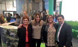 La oferta altoaragonesa cautiva en la Feria de Jaén