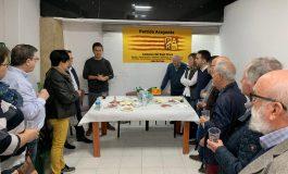 El PAR potencia su actividad en Fraga y Bajo Cinca con la apertura de una nueva sede
