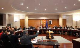 La Diputación de Huesca aprueba por unanimidad una plantilla de 114 personas para el Servicio Provincial de Bomberos