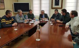 El sector de fruta de UAGA lleva a Bruselas su propuesta para la reforma de la PAC