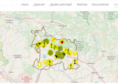 La Hoya Verde acerca a los consumidores los productos sostenibles a través de un mapa interactivo en su web
