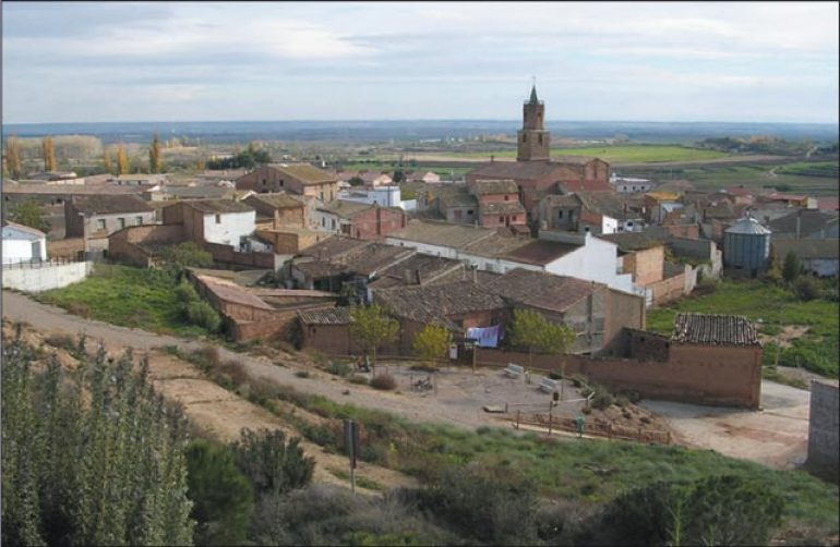 El Ayuntamiento de Esplús quiere que el sendero hasta el Embalse de Ráfales sea una realidad muy pronto