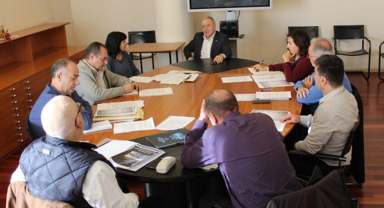 El grupo de trabajo de la DPH sobre asuntos de agua y energía destaca las primeras iniciativas para cambiar la legislación de reversión de saltos