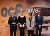 ACF Innove abre sus nuevas instalaciones en Huesca con las miras puestas en la internacionalización de su programa pionero en la estiba de carga