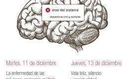 Ciclo de conferencias organizado desde elÁrea de Medicinadel IEA en Huesca