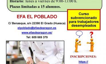 Curso Operaciones básicas de cocina con Certificado de Profesionalidad de Nivel 1