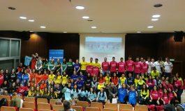 La reivindicación del deporte femenino protagoniza la presentación de las competiciones universitarias en el Campus de Huesca