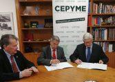 CEPYME Aragón firma un acuerdo con SECOT para favorecer el asesoramiento a emprendedores