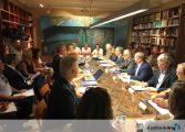 El Justicia de Aragón celebra una nueva sesión de su Mesa dedicada a la lucha contra la soledad no elegida de nuestros mayores