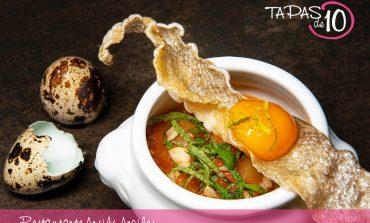 El Restaurante Ansils (Anciles) será el representante de la Comarca de la Ribagorza en el Concurso Provincial de Tapas de 10