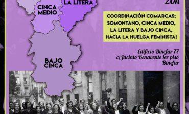 Queda constituido el territorio 8M Huesca Oriental