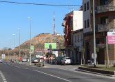 Mejora de la luminaria de un tramo de la avenida de Fonz en Monzón