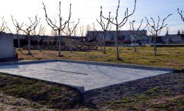 Binaced concluye este mes las obras de un albergue municipal y un aparcamiento de autocaravanas