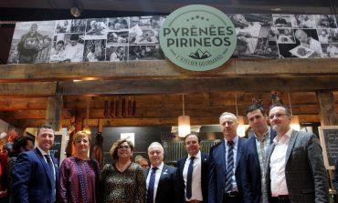 Miguel Gracia reclama desde el Salón Internacional de París atención al medio rural como un política prioritaria en Europa