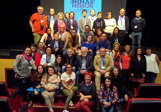 La Ciudad de las Niñas y los Niños de Huesca, presente en el IV Encuentro de la Red Nacional en Fuerteventura