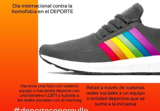 19 de febrero día internacional contra la LGBTIfobia en el deporte