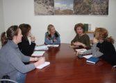 APASCIDE se interesa por el proyecto europeo de integración sociolaboral SE CANTO