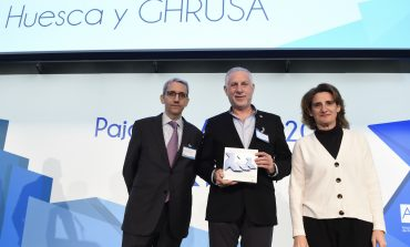 Huesca obtiene el máximo reconocimiento nacional en la recogida selectiva de papel y cartón
