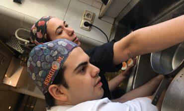 Jóvenes con diversidad funcional realizan prácticas en diferentes restaurantes de Huesca