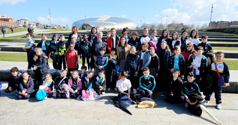 El 46 Congreso Nacional de Parques y Jardines Públicos, PARJAP, arranca en Santander con un Biomaratón escolar
