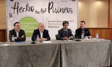 Un centenar de profesionales de la cocina de los Pirineos se dan cita por primera vez en un congreso