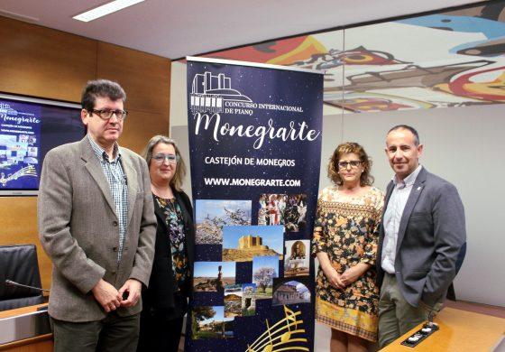Castejón de Monegros se lanza a organizar un concurso internacional de piano con grandes concertistas y jóvenes intérpretes
