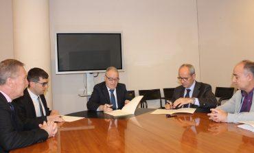La empresa Salpura, el Ayuntamiento de Peralta de Calasanz y la DPH propician la recuperación de las salinas