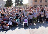 Más de mil personas apoyan la Beca Tamarite de oncología que ha recaudado más de 22.000 euros en una jornada dedicada al deporte