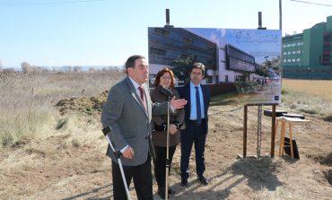 La residencia para mayores más moderna de Huesca estará lista en 18 meses