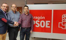 El PSOE de Fraga propone a Ángel Sorolla como candidato a la alcaldía de la ciudad