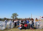 """El programa comarcal """"Juventud emprendedora"""" muestra al alumnado de secundaria de Los Monegros ejemplos empresariales del territorio"""