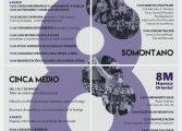 La asamblea 8M Huesca propone distintas acciones en relación al día 8 de marzo