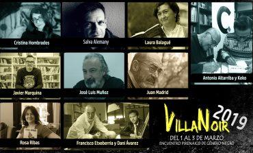 Villanúa se sumerge este fin de semana en lo mejor del género negro con VillaNoir