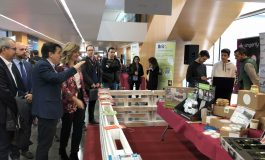 """La consejera de Innovación del Gobierno de Aragón Pilar Alegría destaca la """"gran potencialidad del comercio electrónico"""" en la  XIV Feria de Tiendas Virtuales de Aragón"""