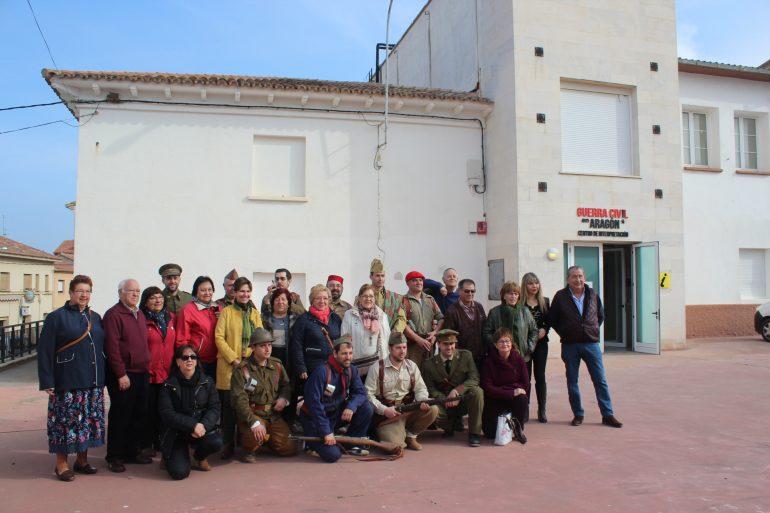 Excelente acogida de las actividades organizadas en el Centro de Interpretación de Robres con motivo del 80º aniversario del fin de la Guerra Civil