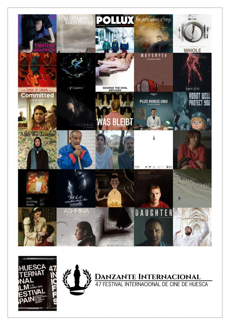 76 cortometrajes de 29 países en la sección oficial del 47º Festival Internacional de Cine de Huesca