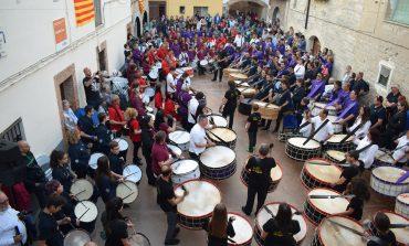 La Exaltación de Bombos y Tambores de Azanuy congregará nueve formaciones