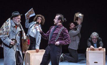 Joglars regresan este viernes a las tablas del Olimpia con su nuevo espectáculo 'Señor Ruiseñor'