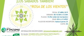 """El CEIM Pinzana de Monzón propone descubrir para qué sirve la """"rosa de los vientos"""""""