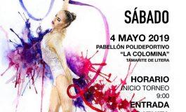 El XII Torneo Club L'Hortas de gimnasia rítmica tendrá lugar el próximo 4 de mayo en Tamarite de Litera