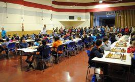 """XV Torneo de Ajedrez Escolar """"Villa de Binéfar"""""""