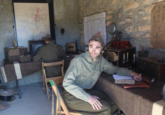 Abiertas las inscripciones para la II Trinchera viviente de la Ruta Orwell, que tendrá lugar el domingo 19 de mayo en la Sierra de Alcubierre